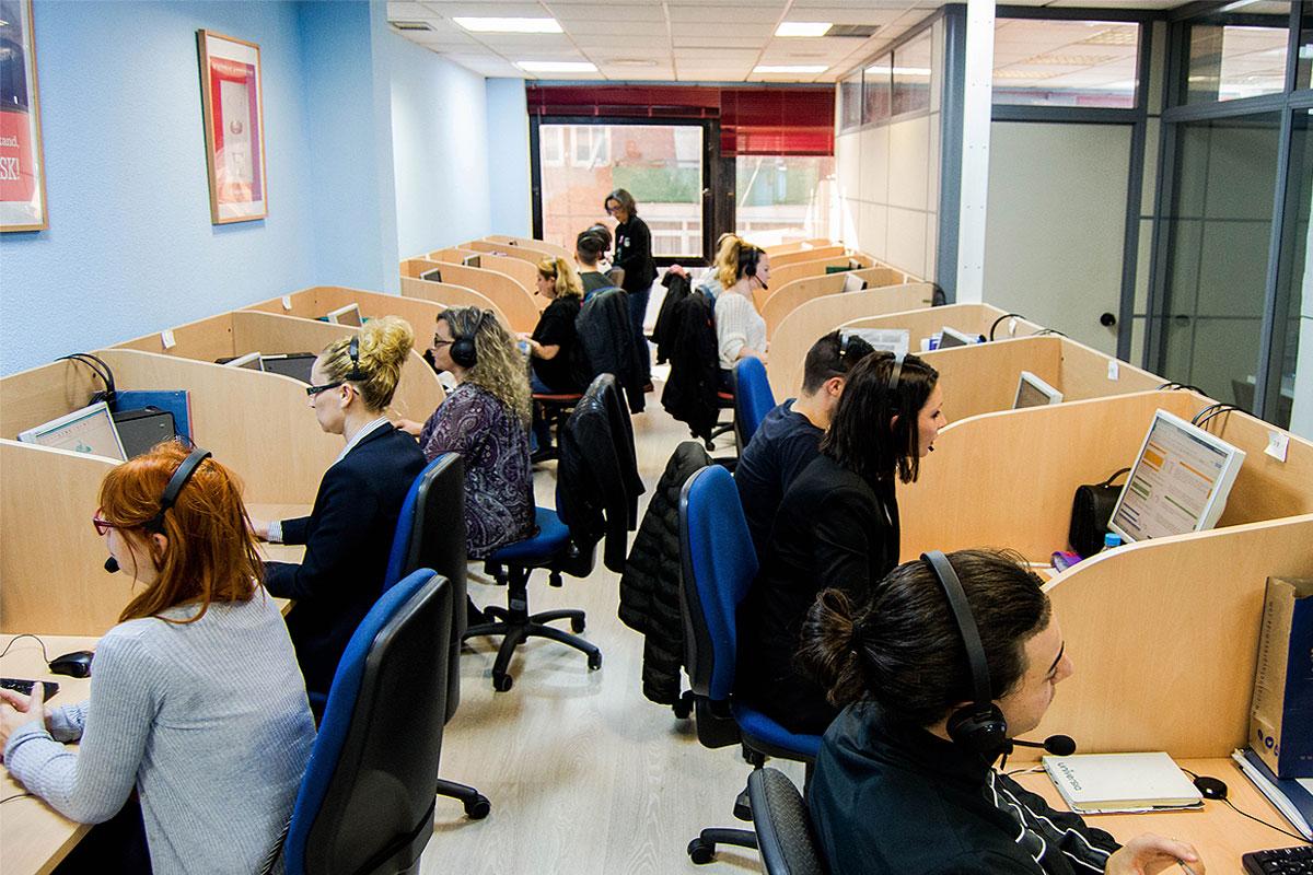 Telemarketing Universia Teleservicios Call Center